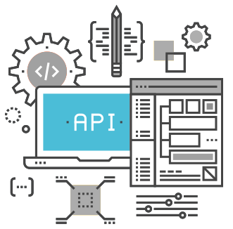 Many API options available